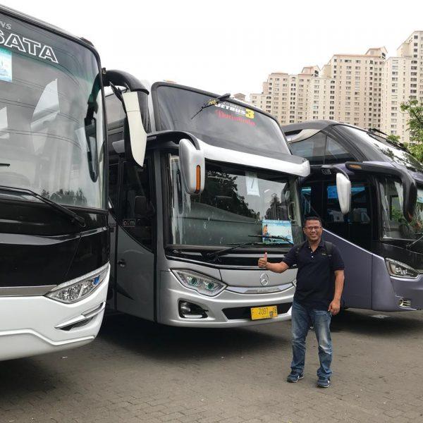 sewa bus pariwisata di solo