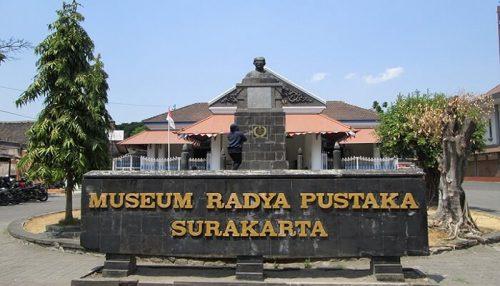 Museum Radya Pustaka Surakarta Solo Persada Solo Group
