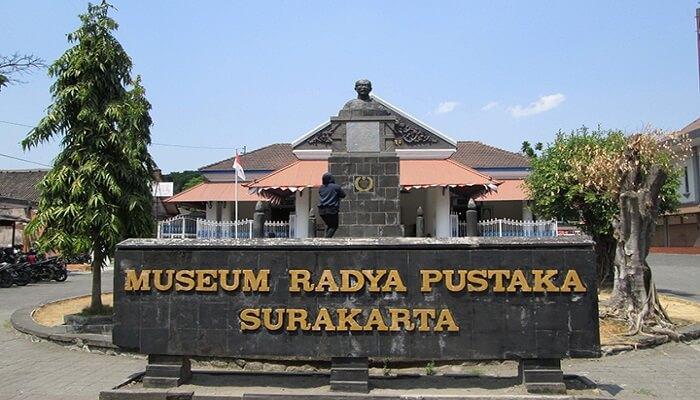 Museum Radya Pustaka Surakarta Solo