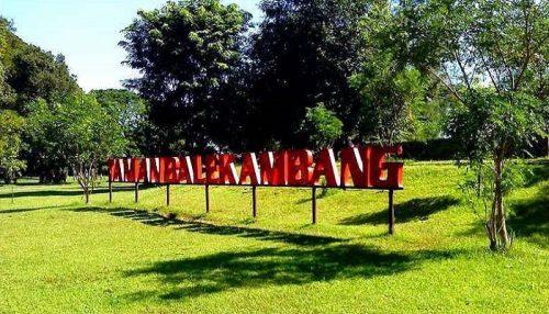 Taman Balekambang Solo