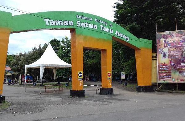 WISATA TAMAN SATWATARU JURUG SURAKARTA