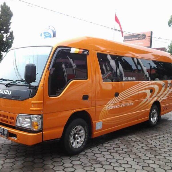 Rental Minibus Di Solo